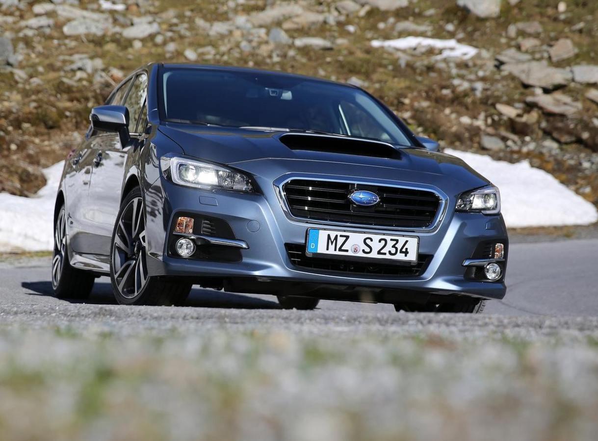 Club Subaru Levorg