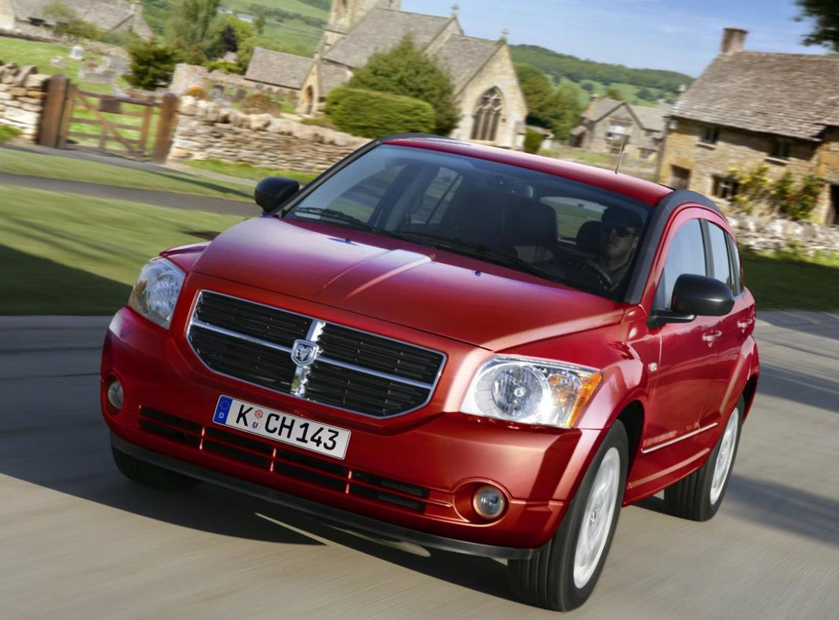 Club Dodge Caliber