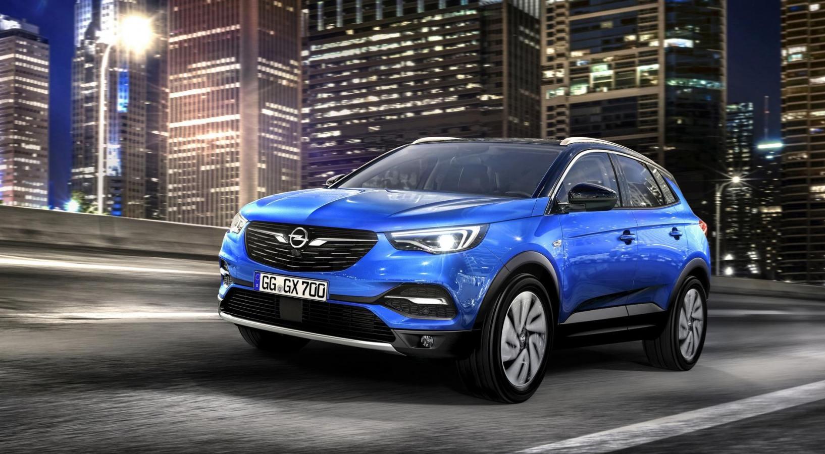 Club Opel Grandland X