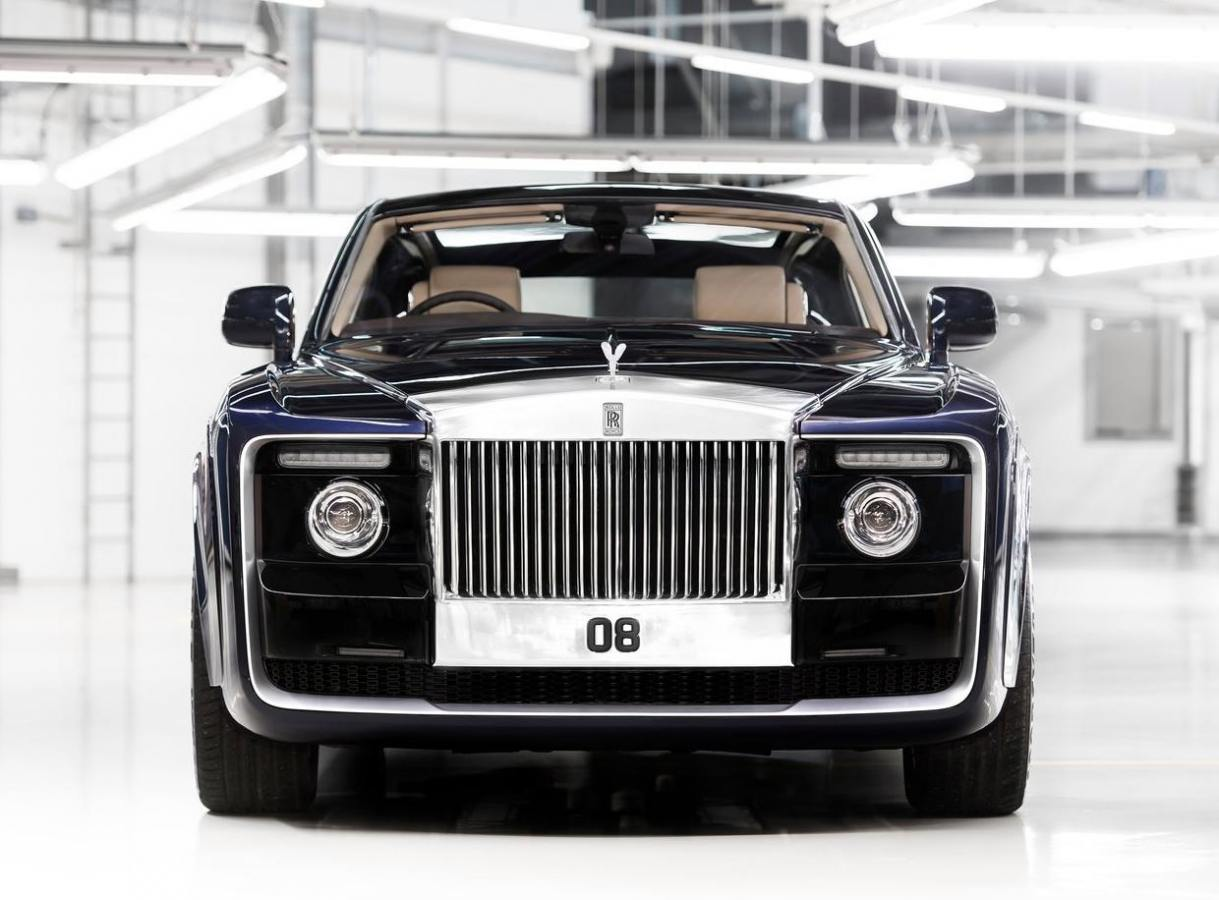 Club Rolls Royce Sweptail