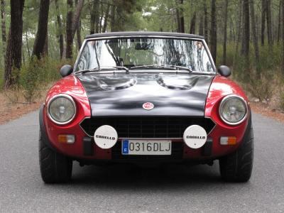 Club Fiat 124 Spider