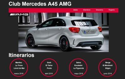 Club Mercedes AMG