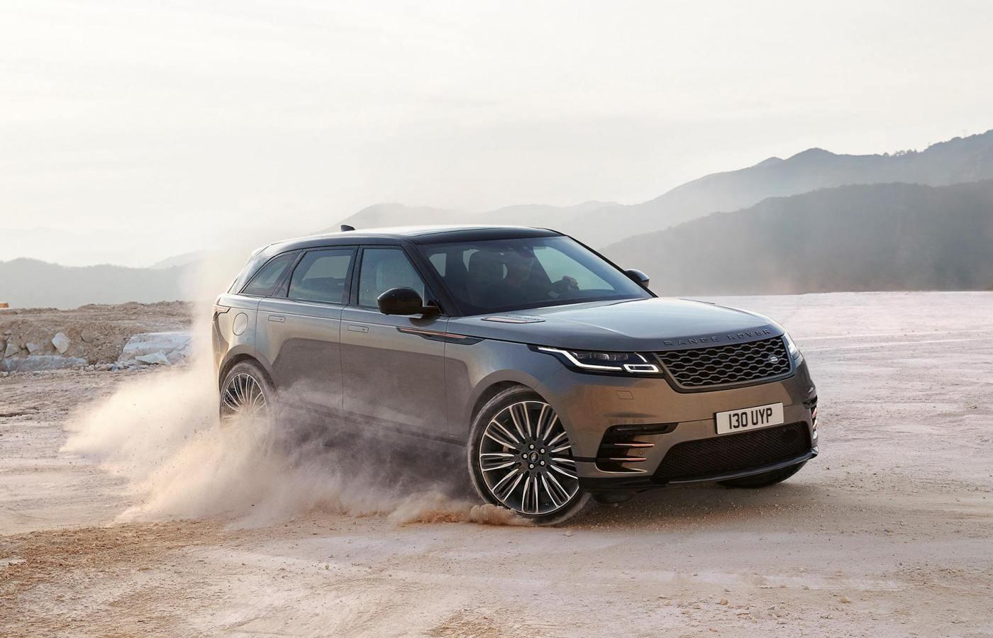 Club Land Rover Velar