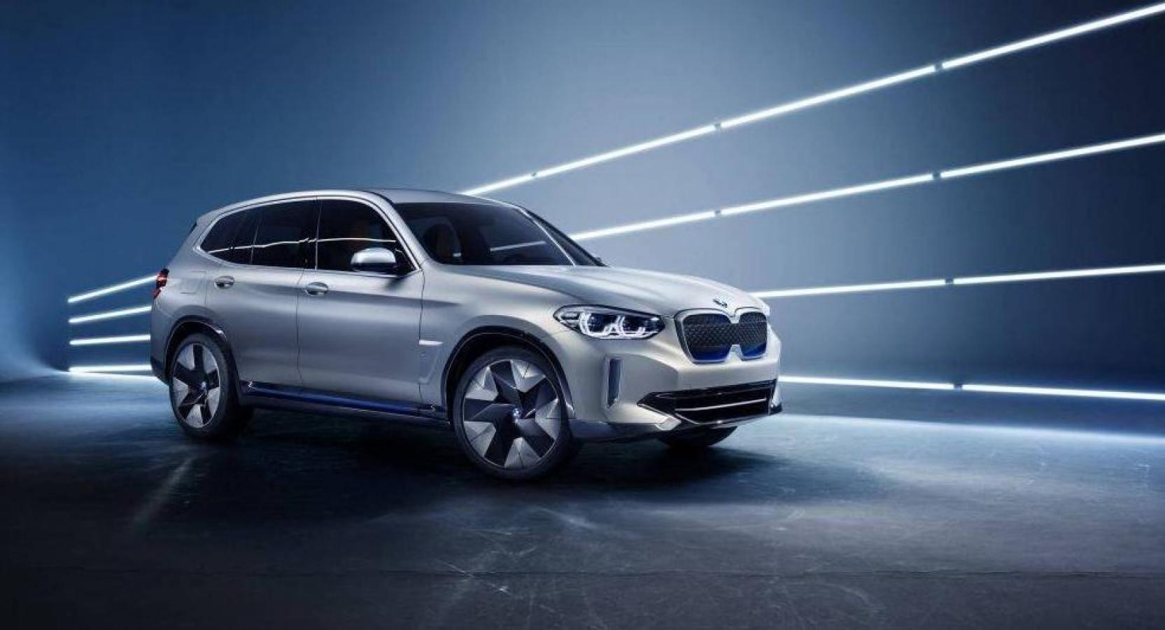 Club BMW iX3