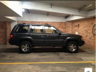 Club Jeep Grand Cherokee