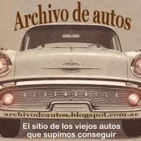 Archivo de autos