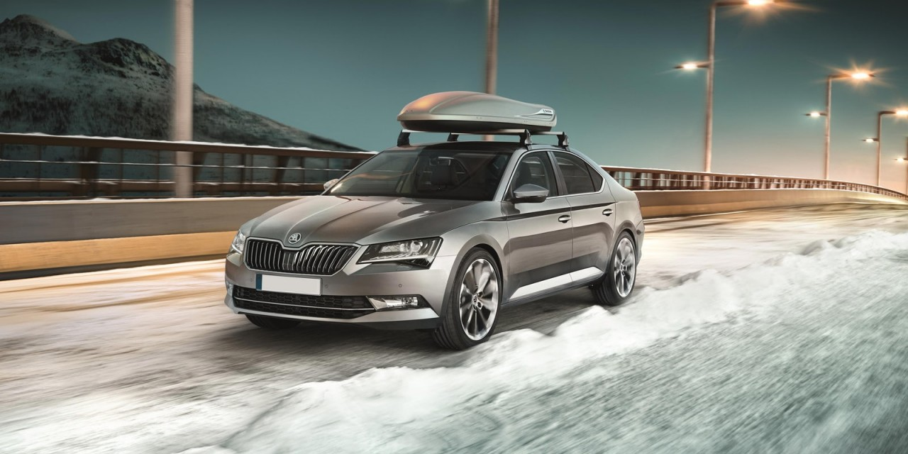 Club Skoda Superb