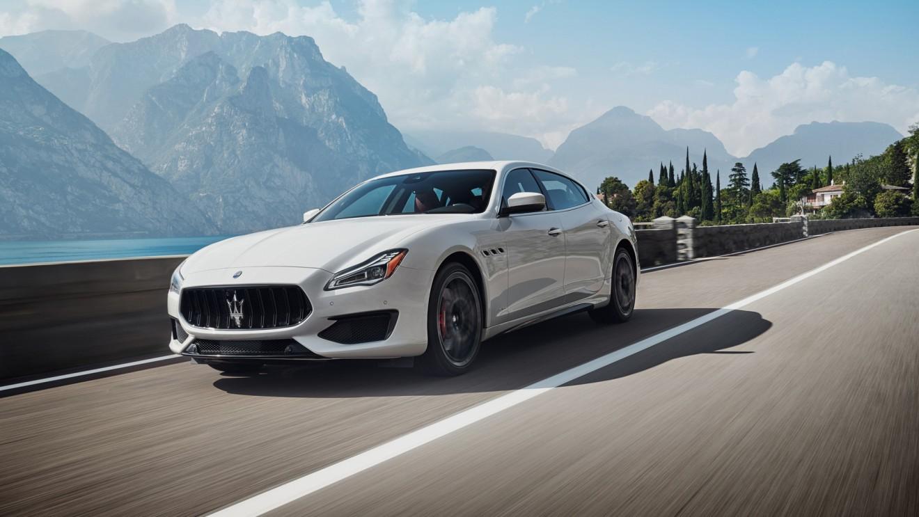 Club Maserati Quattroporte