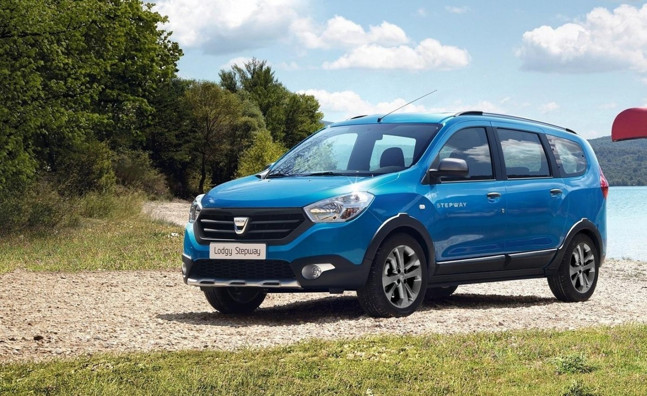 Club Dacia Lodgy