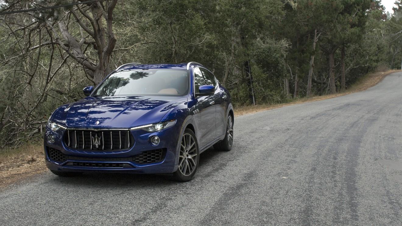 Club Maserati Levante