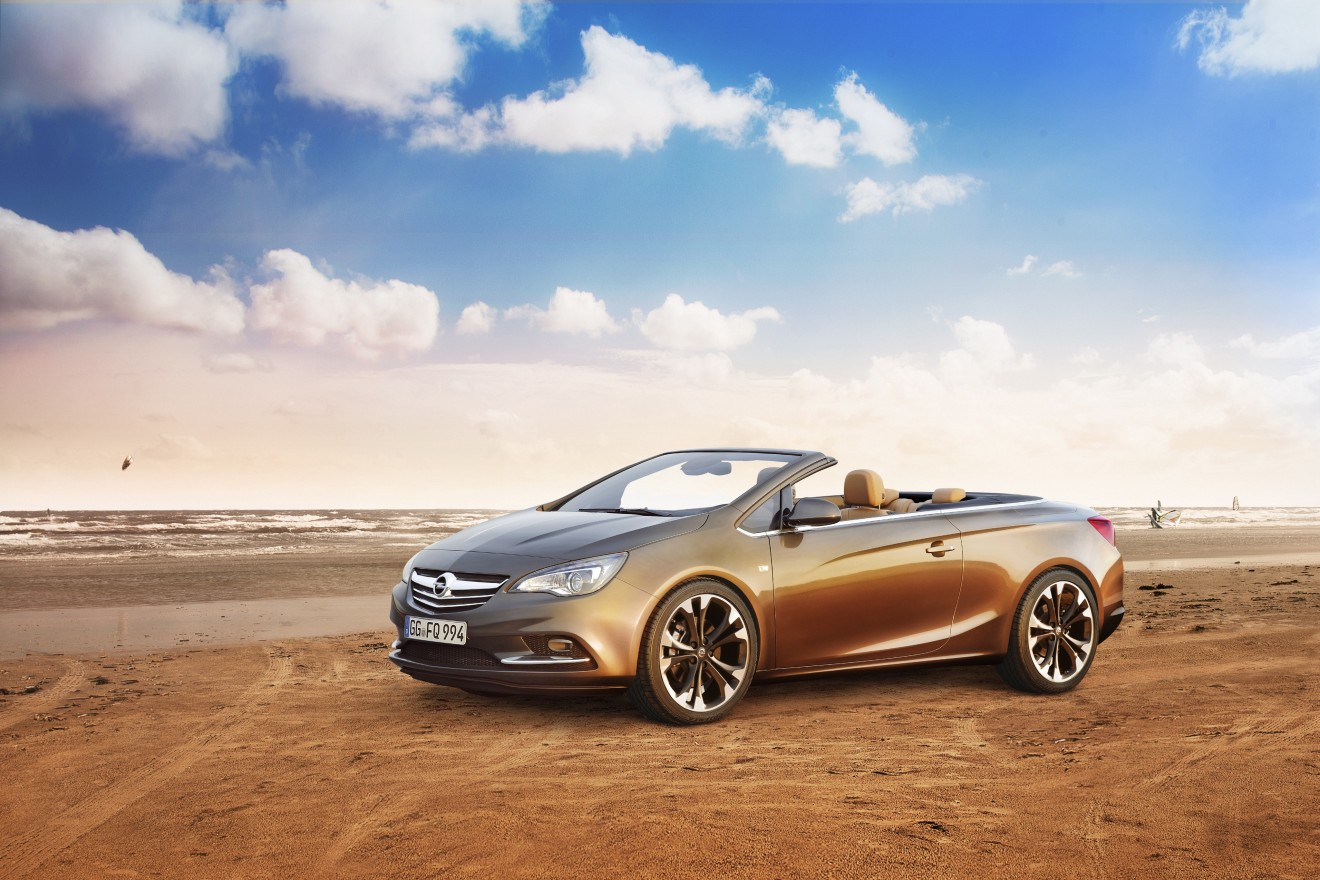 Club Opel Cascada