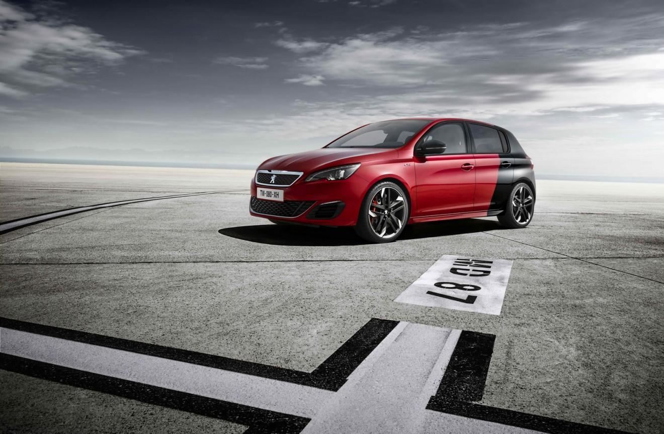 Club Peugeot 308