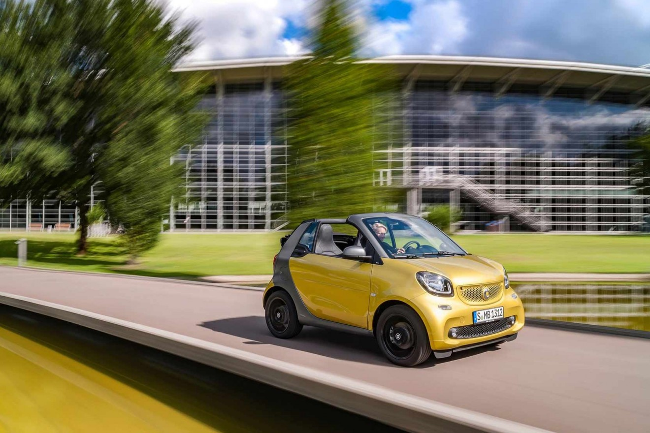 Club Smart ForTwo