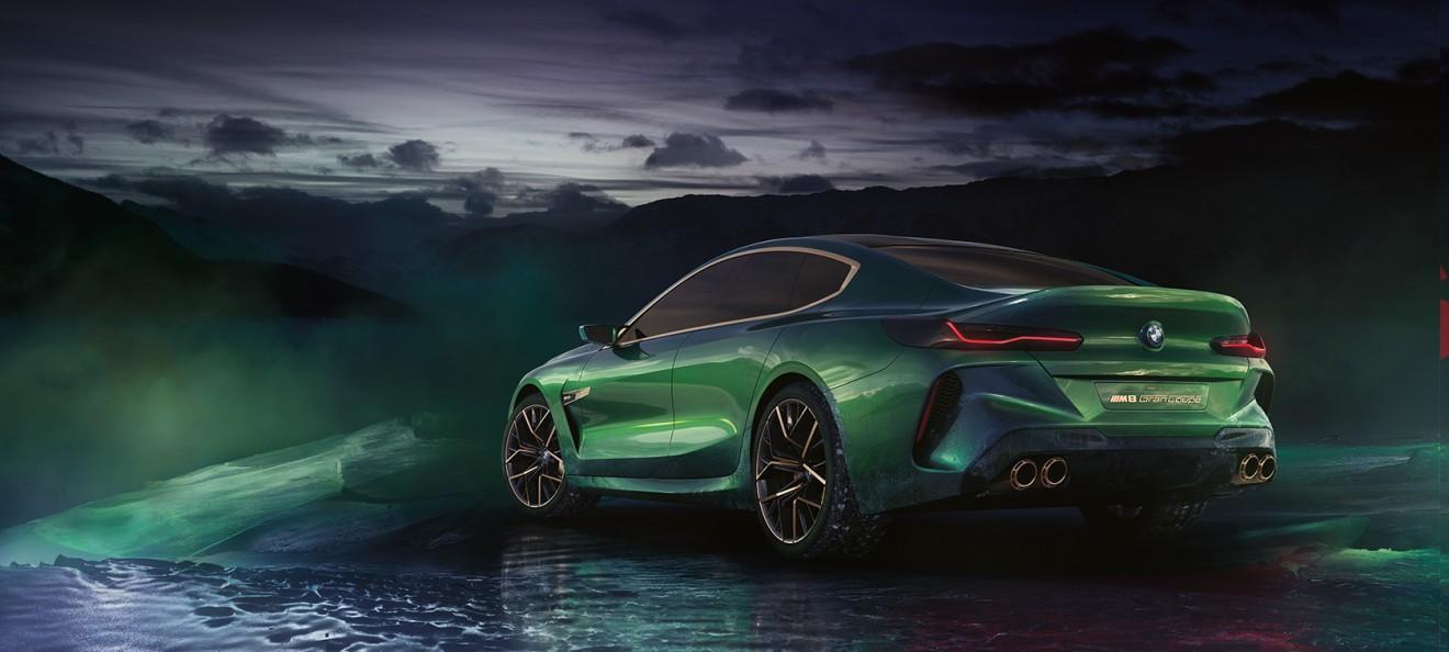 Club BMW M8
