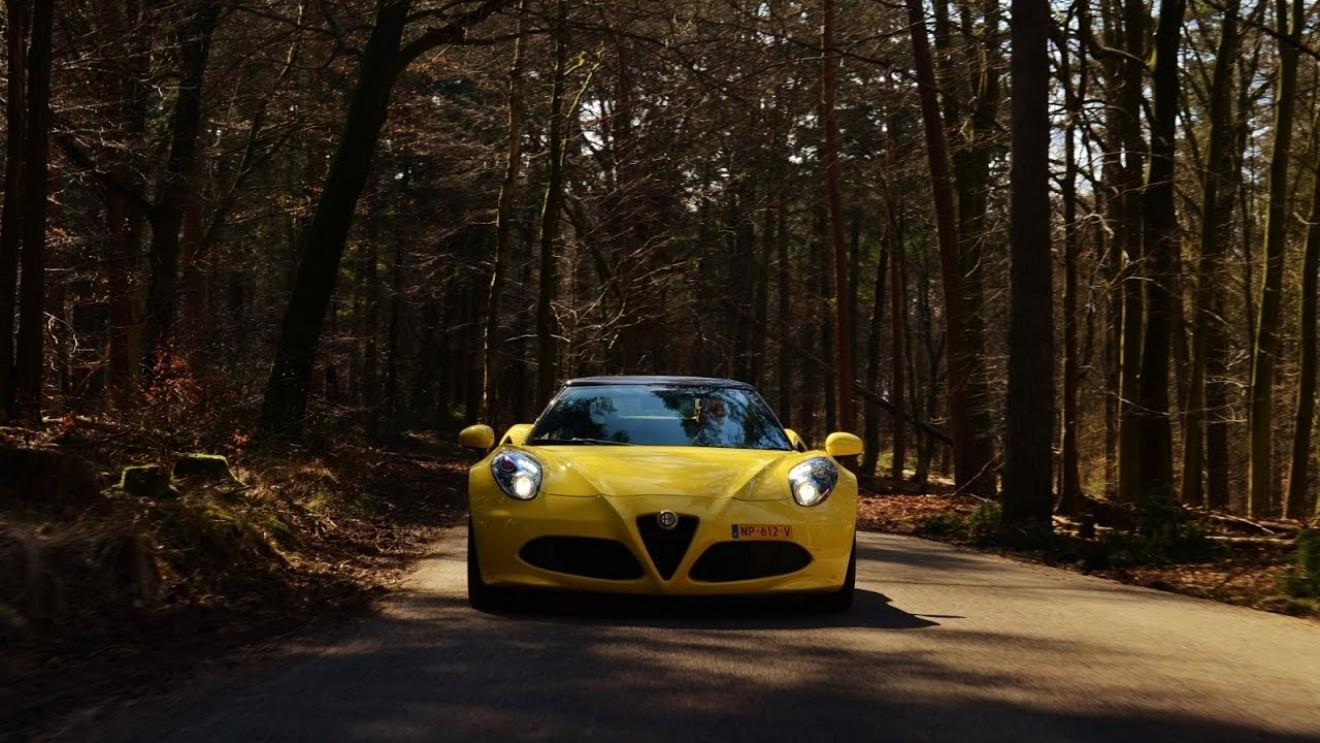 Club Alfa Romeo 4C