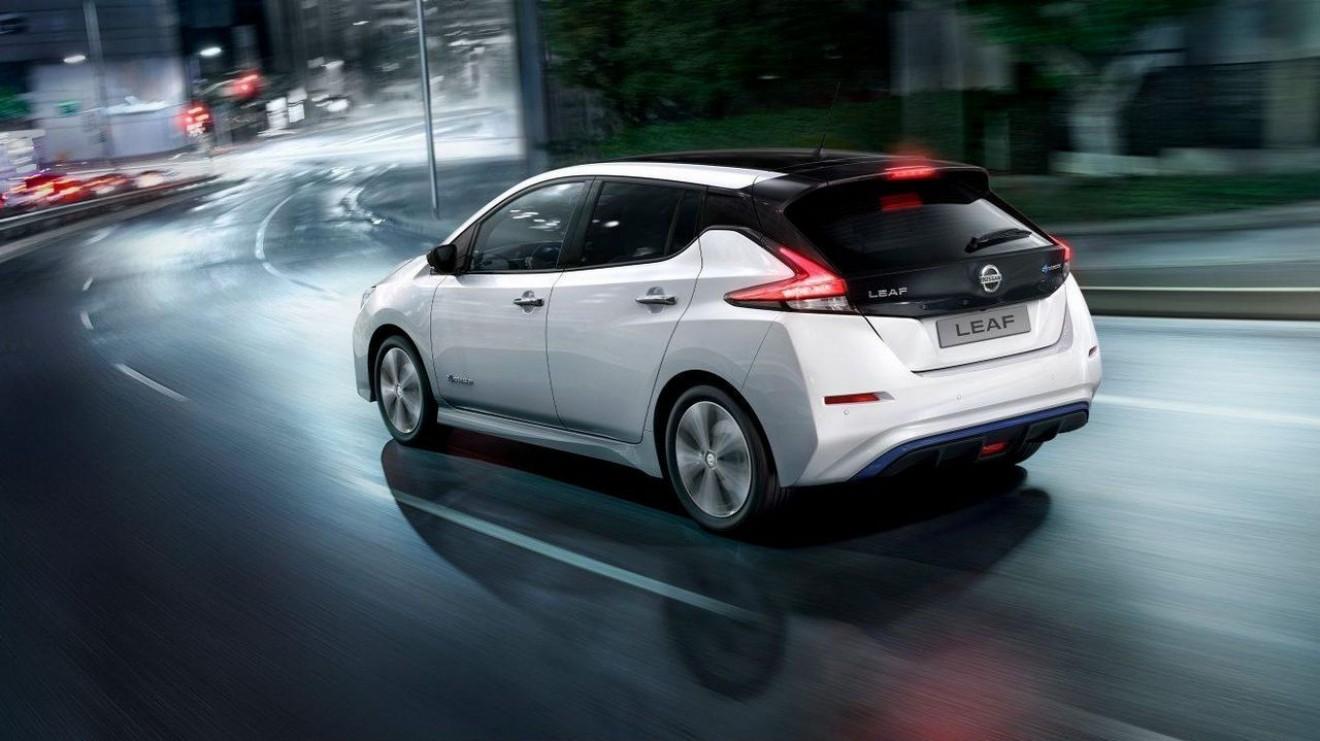 Club Nissan Leaf