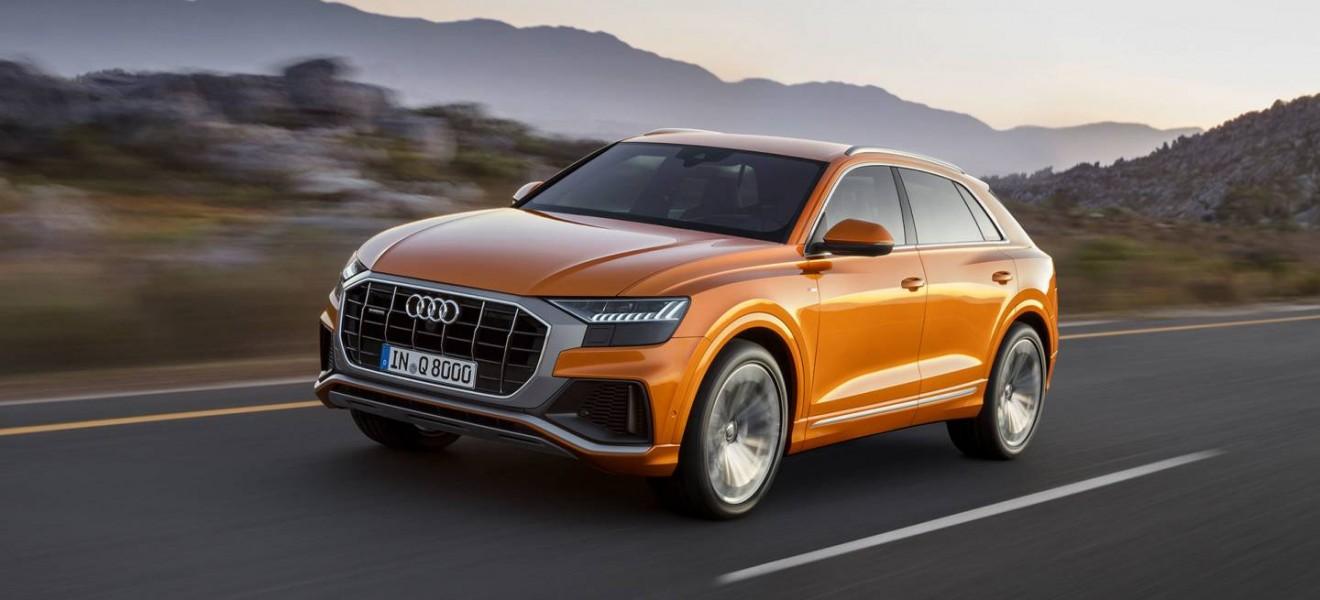 Club Audi Q8