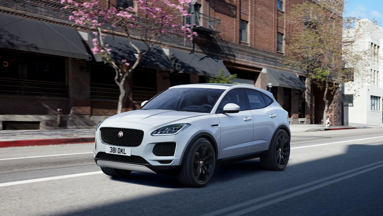 Club Jaguar E-Pace
