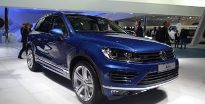 Volkswagen Passat Alltrack, Passat GTE, Sport Coupe Concept GTE, Touran, Sharan y Caddy en el Salón de Ginebra 2015