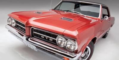 La épica historia del origen del nombre del Pontiac GTO
