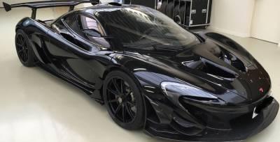 Este McLaren P1 GTR homologado para carretera cuesta 3,99 millones de euros