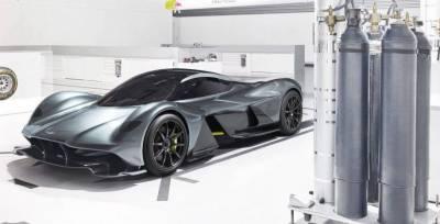 Tiembla Koenigsegg: el F1 de calle de Aston Martin promete un 0-320-0 km/h de 15 segundos