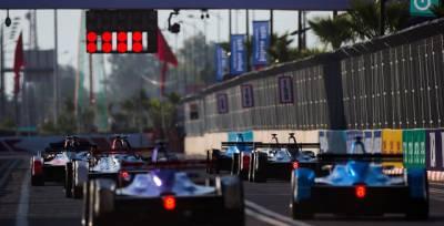 Formula E 2016-2017 - Carrera 2 Marrakesh