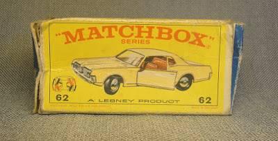 Mercury Cougar de Matchbox