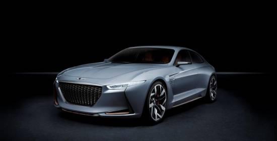 Hyundai ficha para Génesis al diseñador del Bugatti Chiron