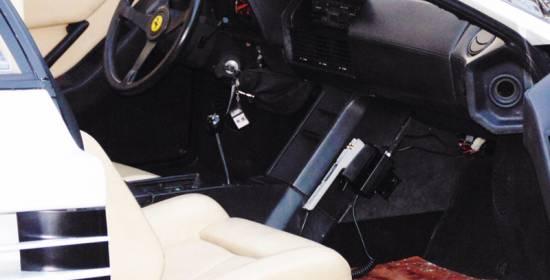 A subasta el Ferrari Testarossa de 'Miami Vice'
