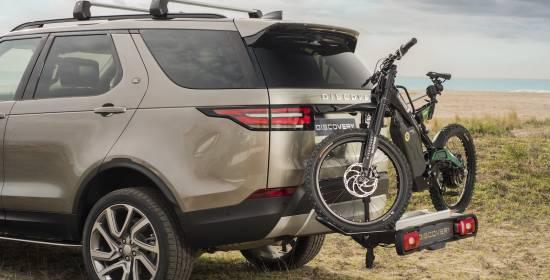 Bultaco Brinco Discovery: una moto bike eléctrica como complemento a tu Land Rover