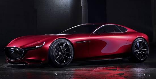 El motor rotativo de Mazda esta a la vuelta de la esquina… pero volverá como un generador de energía en coches eléctricos