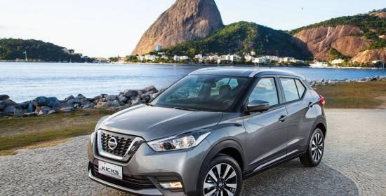 Brasil - Marzo 2017: Nissan Kicks y Hyundai Creta, mano a mano