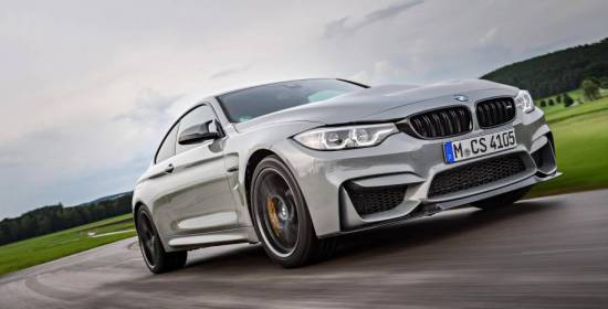 "Si te gustó el BMW M4 CS azul espérate a verlo en el ""Lime Rock Grey Metallic"" [+34 fotos]"