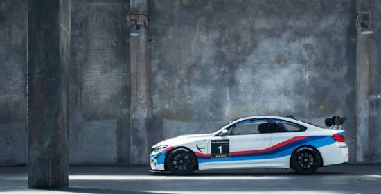 BMW M4 GT4 - 2018
