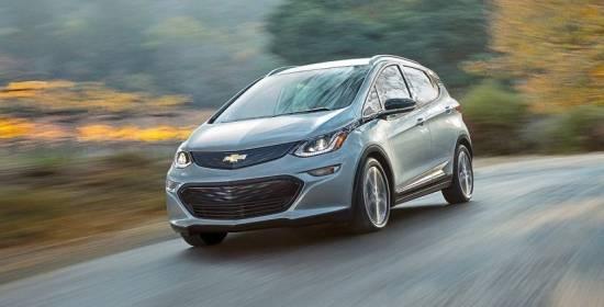 El Chevrolet Bolt será la base del próximo Buick SUV eléctrico