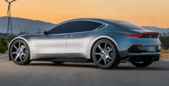 El Fisker EMotion llegará muy pronto: 650 km de autonomía y una recarga rápida en solo 9 minutos