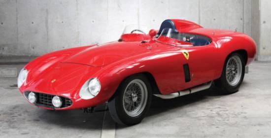 Este precioso Ferrari 750 Monza de 1955 acaba de ser vendido… ¡Por 4 millones de dólares!