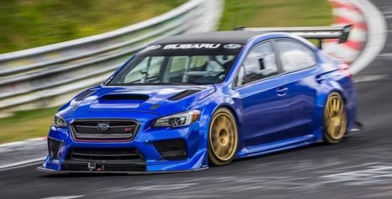 No te pierdas al Subaru WRX STi Type RA NBR Special destrozando Nürburgring