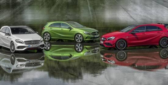 El Mercedes Clase A ya tiene fecha de presentación, ¿será rival de Audi A3 y BMW Serie 1?
