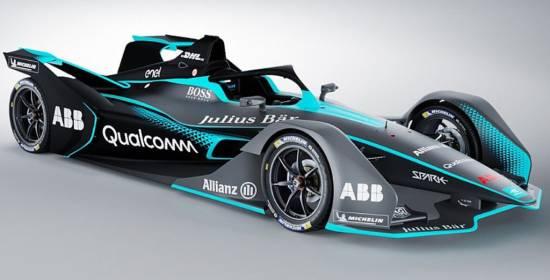 Spark SRT-05: la Fórmula E estrena nuevo monoplaza