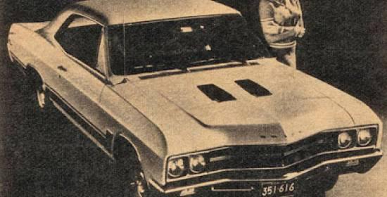 Buick GS 340 de 1967