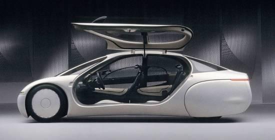 GM nos recuerda el Ultralite concept de 1992 en un misterioso teaser