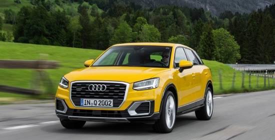 La gama 2019 del Audi Q2 suma la versión de gasolina 35 TFSI