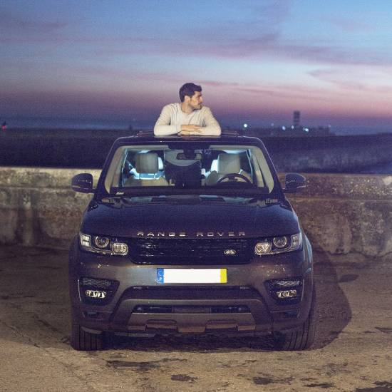 Tweet Club Land Rover
